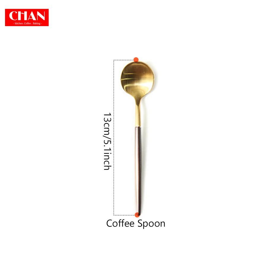 Coffee Spoons Kit 304 Stainless Steel