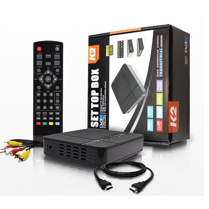 DECODER K2 DIGITAL LOCAL TV MYTV (FREE HDMI)