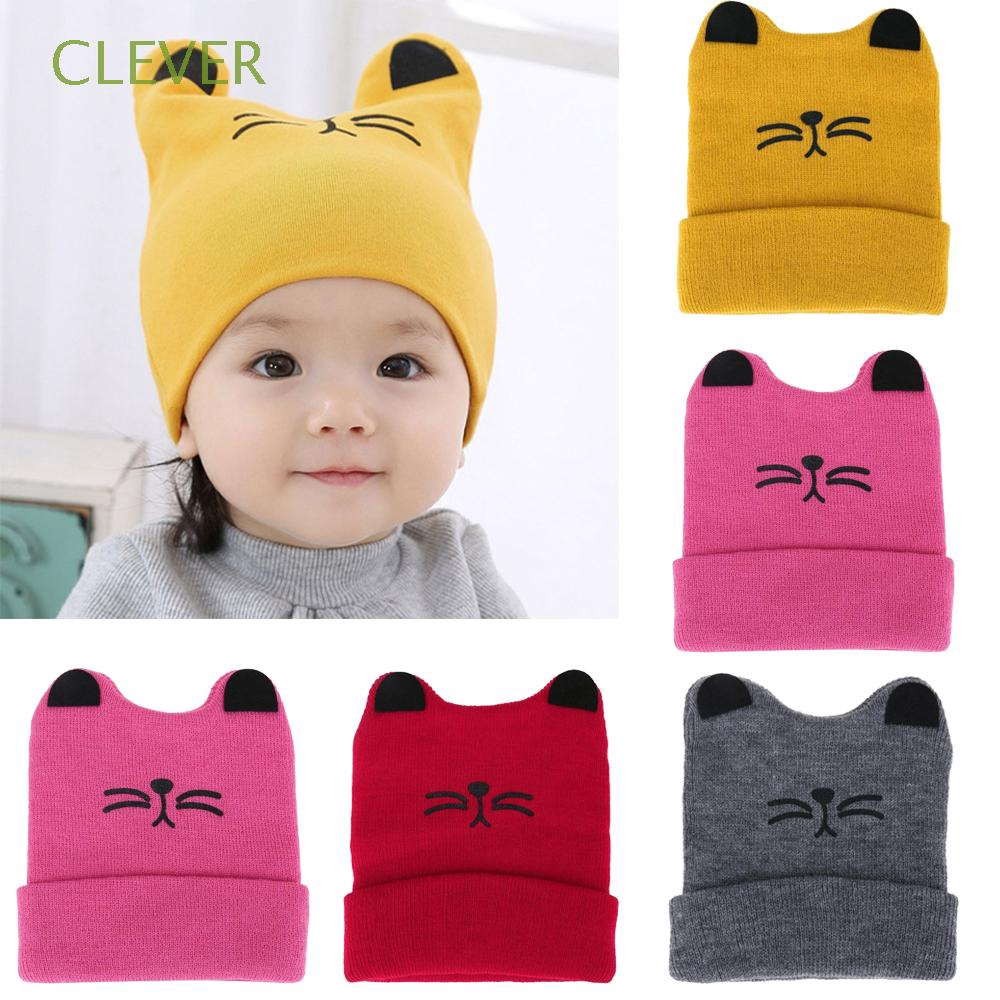 d2f150cbe Unisex Boy Girl Winter Warm Soft Infant Baby Hats