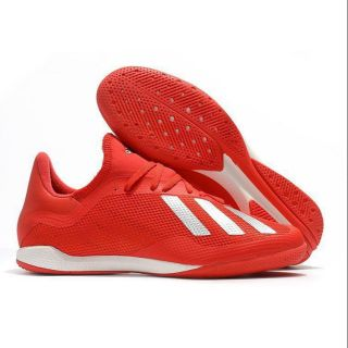 low price quite nice best sneakers Adidas X18.3 Indoor futsal soccer shoes