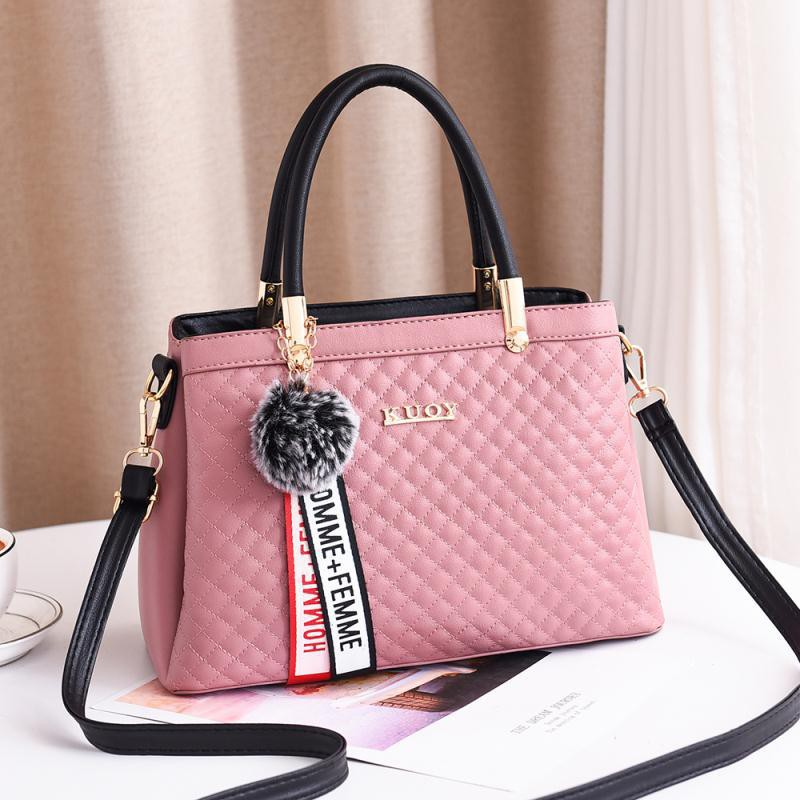 ec59fbf3352 Women's bag new bag female European and American style stereotypes fashion  women's bag slung shoulder bag handbag direct