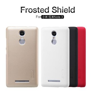 XIAOMI Redmi Note 3 NILLKIN Frosted Shield Case FREE Screen Protector | Shopee Malaysia