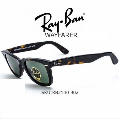 Original RayBan Wayfarer Rare Print RB2140 1017  d809cf4b67
