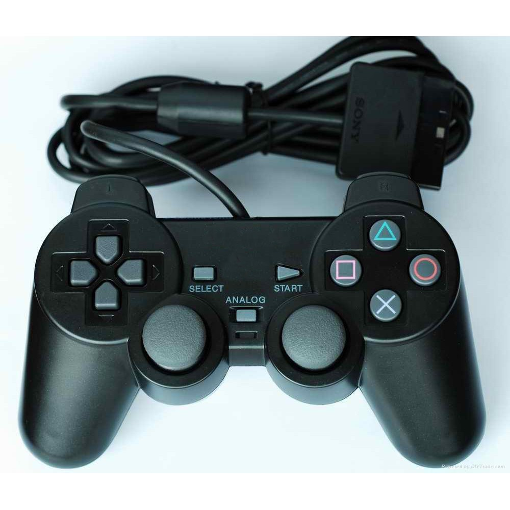 PS Analog Controller Joystick for Playstation 2 / PS1 / PS2 Gaming *Wrap with bubble and cardboard