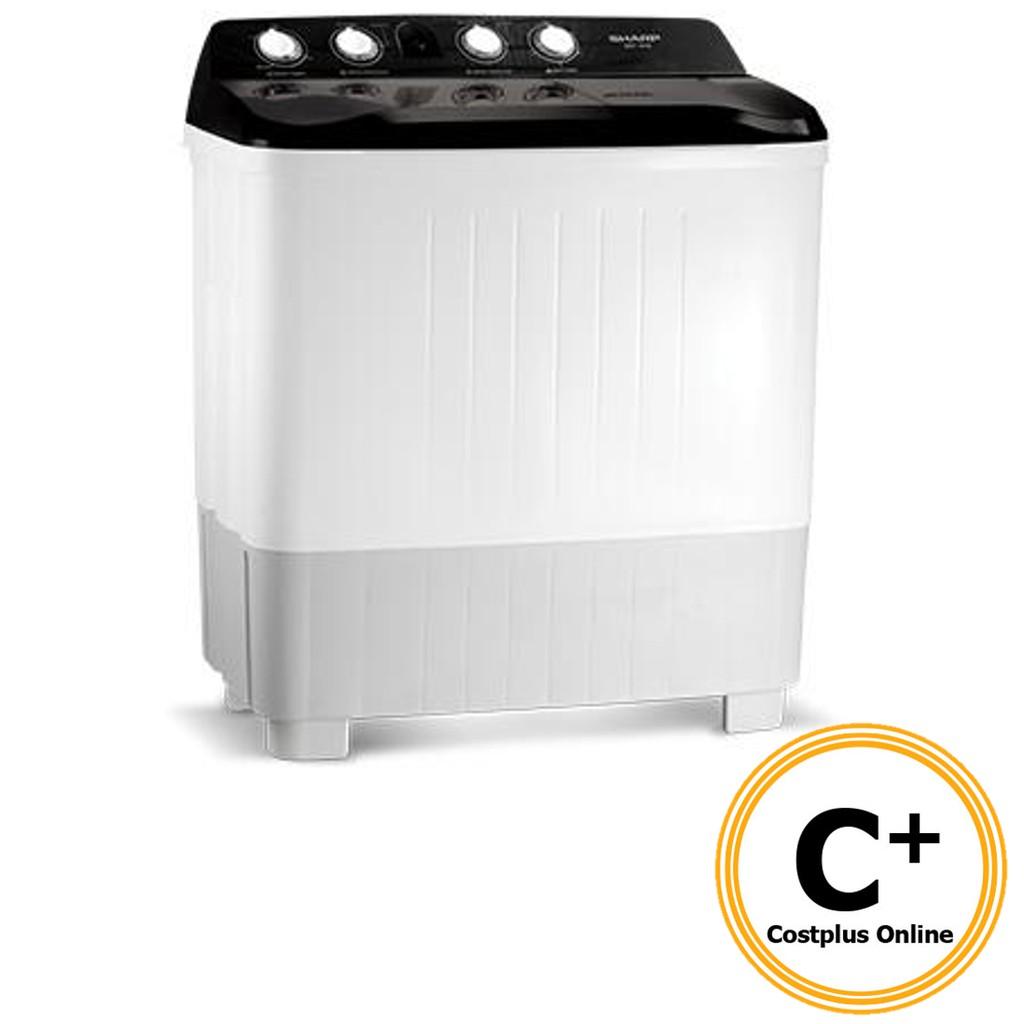 Sharp EST1216 12KG Semi Auto Washing Machine