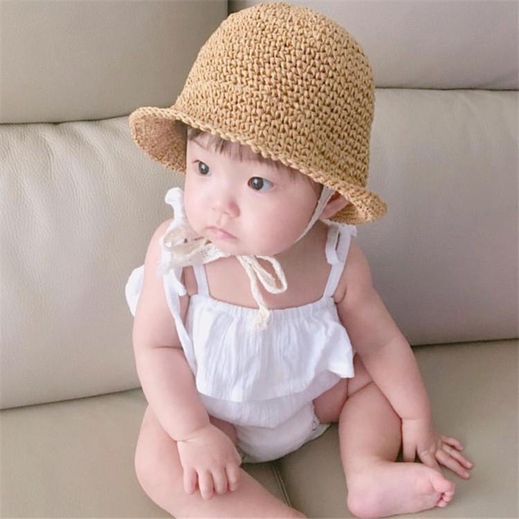 Sunhat Baby Kids Outing Spring Fisherman Hat Autumn Children Breathable Denim Sun Hat