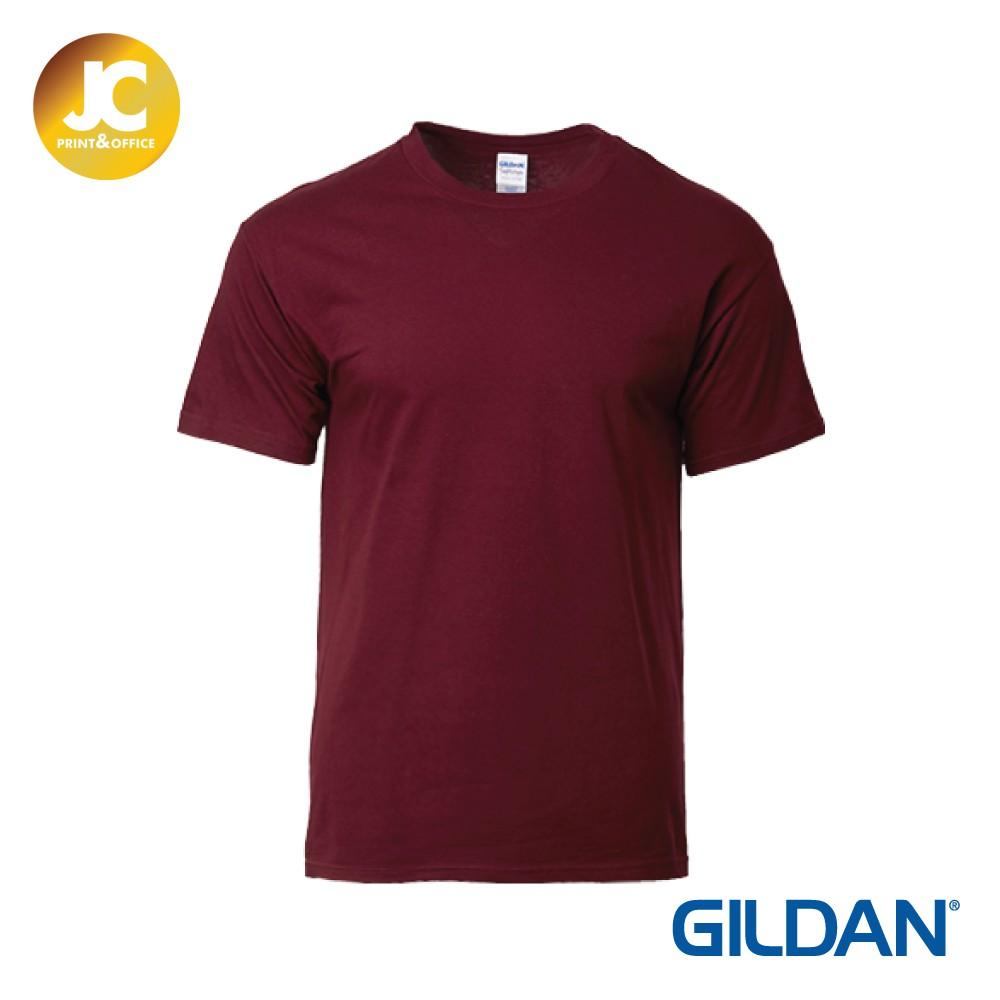 5a95787c0 Gildan Unisex Softstyle Adult Plain Round Neck T-Shirt - Black 63000 |  Shopee Malaysia