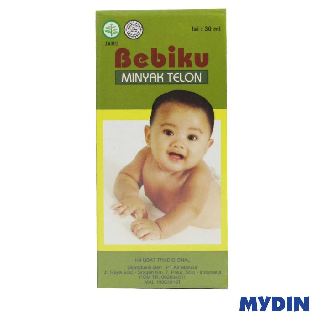 Minyak Telon Bebiku (30ml)