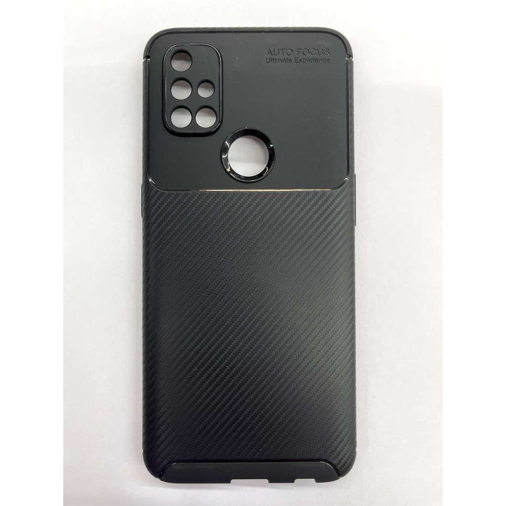 Wlons OnePlus Nord N10 5G Hard/Soft Case TPU Casing Cover