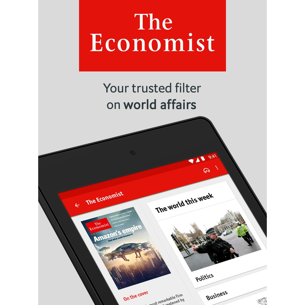 Android App] The Economist World News v20 Subscribed apk ...