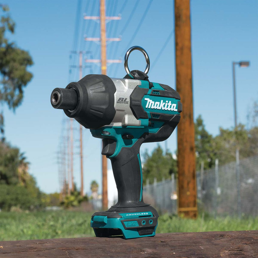 MAKITA DTW800Z 11.1MM (7/16'') CORDLESS IMPACT WRENCH BRUSHLESS MOTOR (SOLO) LXT