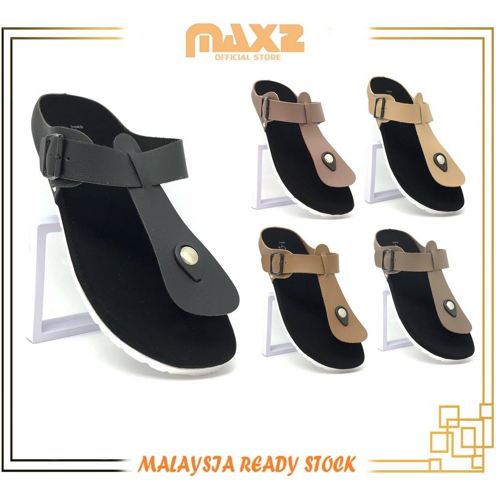 {Ready Stock}Ladies Fashion Ultra Lightweight Sandal Selipar Ringan
