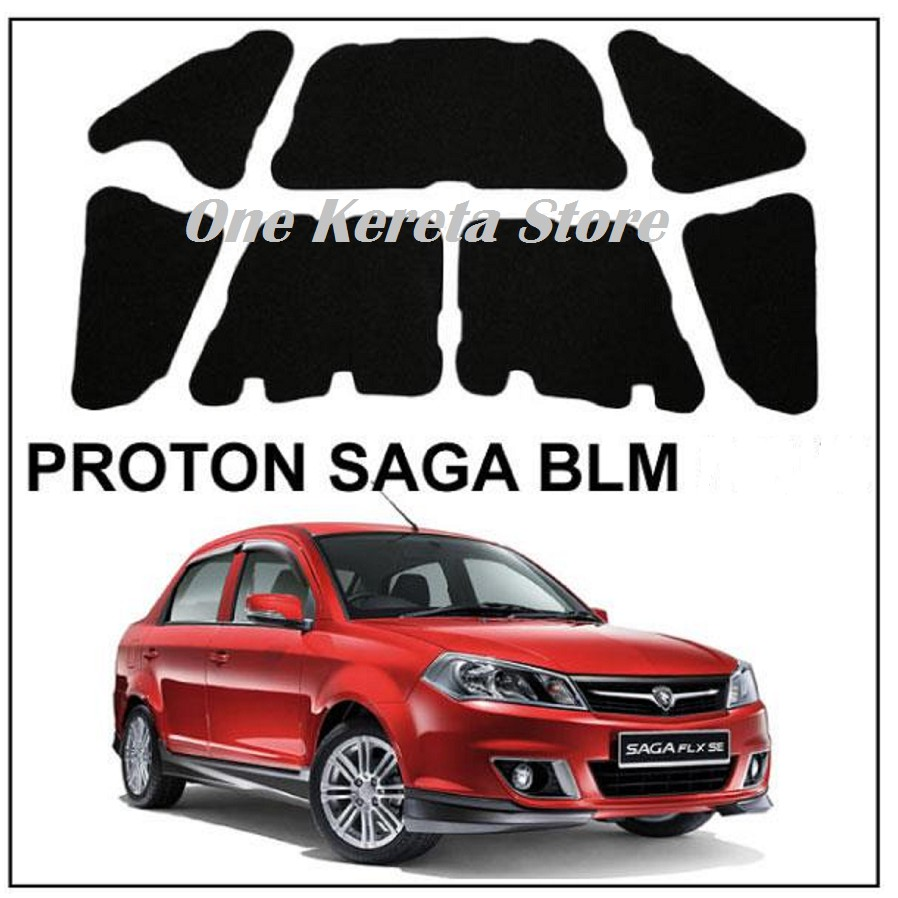Carfit Custom Made Front Bonnet Sound Proof DIY For Saga BLM