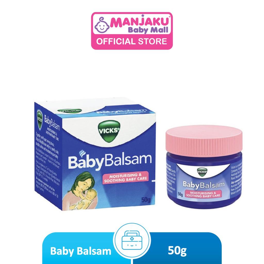 Vicks Baby Balsem (50g) (Model: PCBB050)