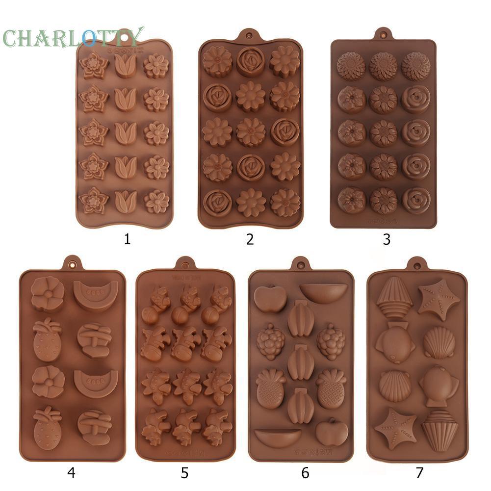 Silicone Letter Alphabet Pudding Bakeware Mould Cake Chocolate Ice Maker Mold UK