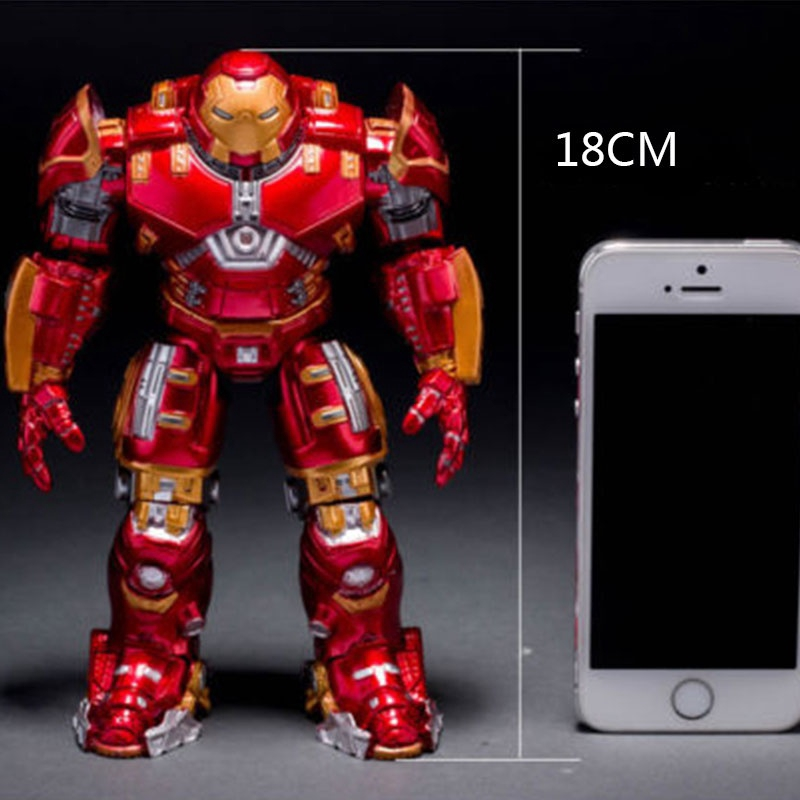 โค้ด GIFT30 ลด 30% SUNYO-Kids Avengers Iron Man Hulk Buster Movable With LED Light Collection