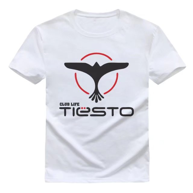 98596a2eb DJ Tiesto Graphic Printed Street Style Cotton Casual T-shirts 01 | Shopee  Malaysia