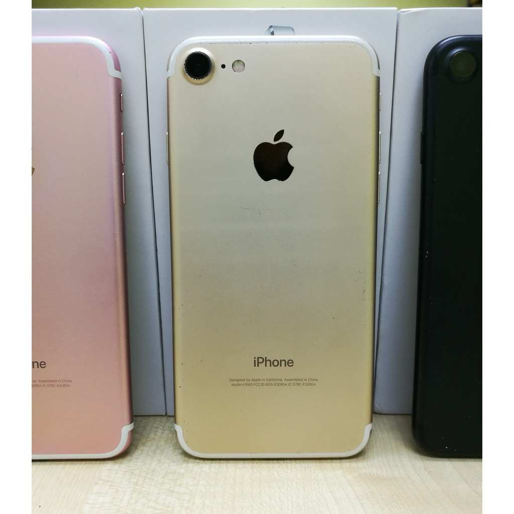 "🇲🇾 Original Apple iPhone 7 32GB 128GB Full Set Used Phone 90% New [1 Month Warranty] ""NEW ARRIVAL"""