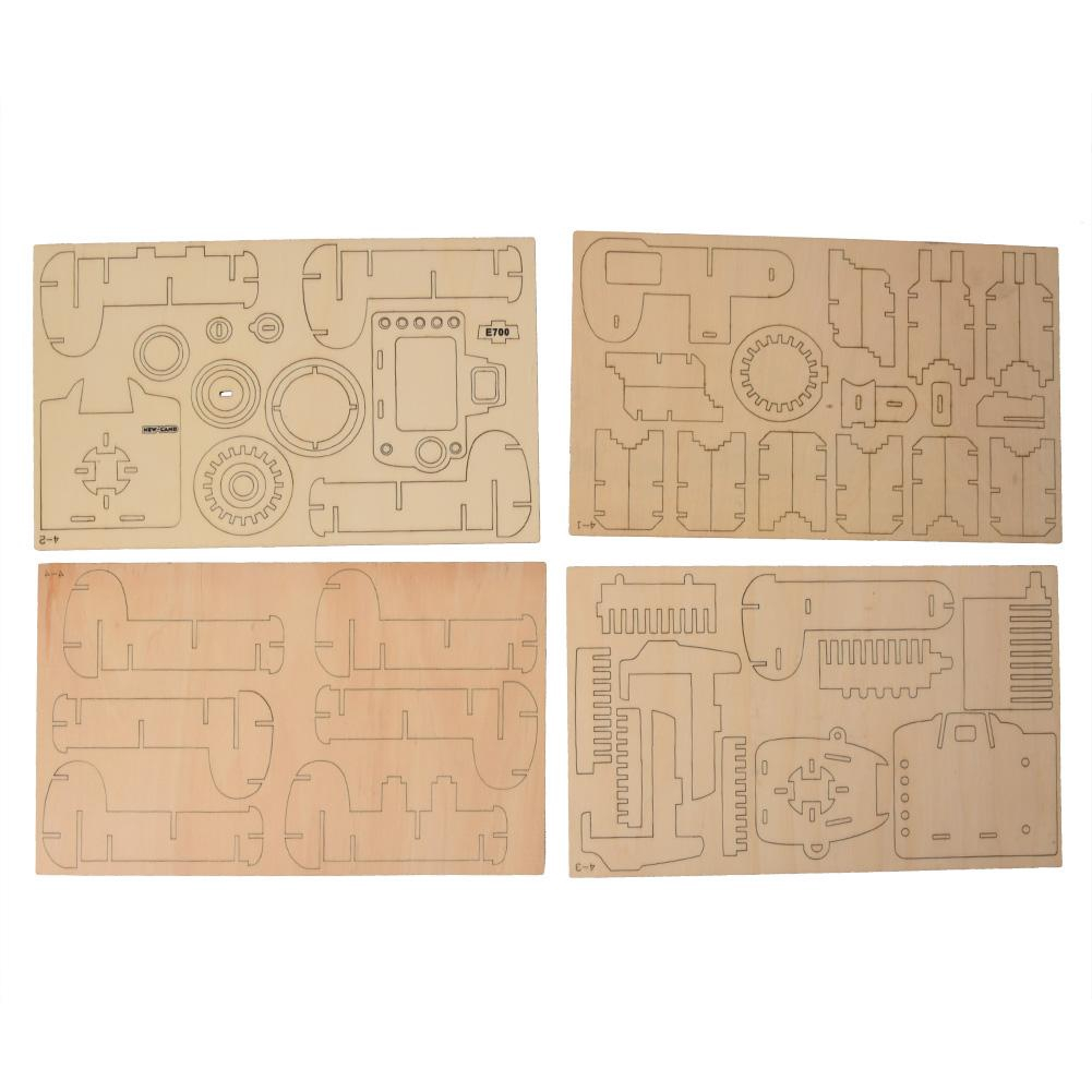 educational toys child kid for toy model camera jigsaw 3d wooden puzzle