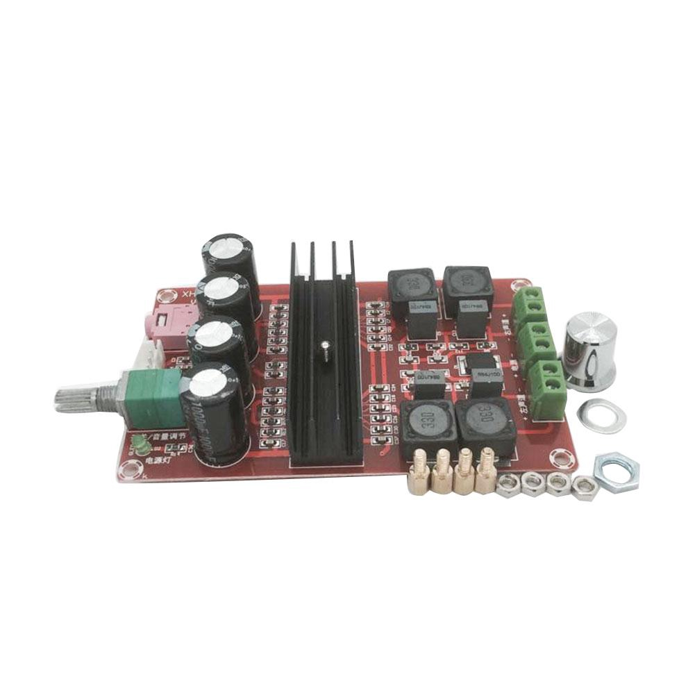 Ti Tpa3116 100w Sub Woofer Bridge Mono Digital Audio Amplifier 12v 2x100w Class D Circuit Hip4081a 200w Power 24v Shopee Malaysia