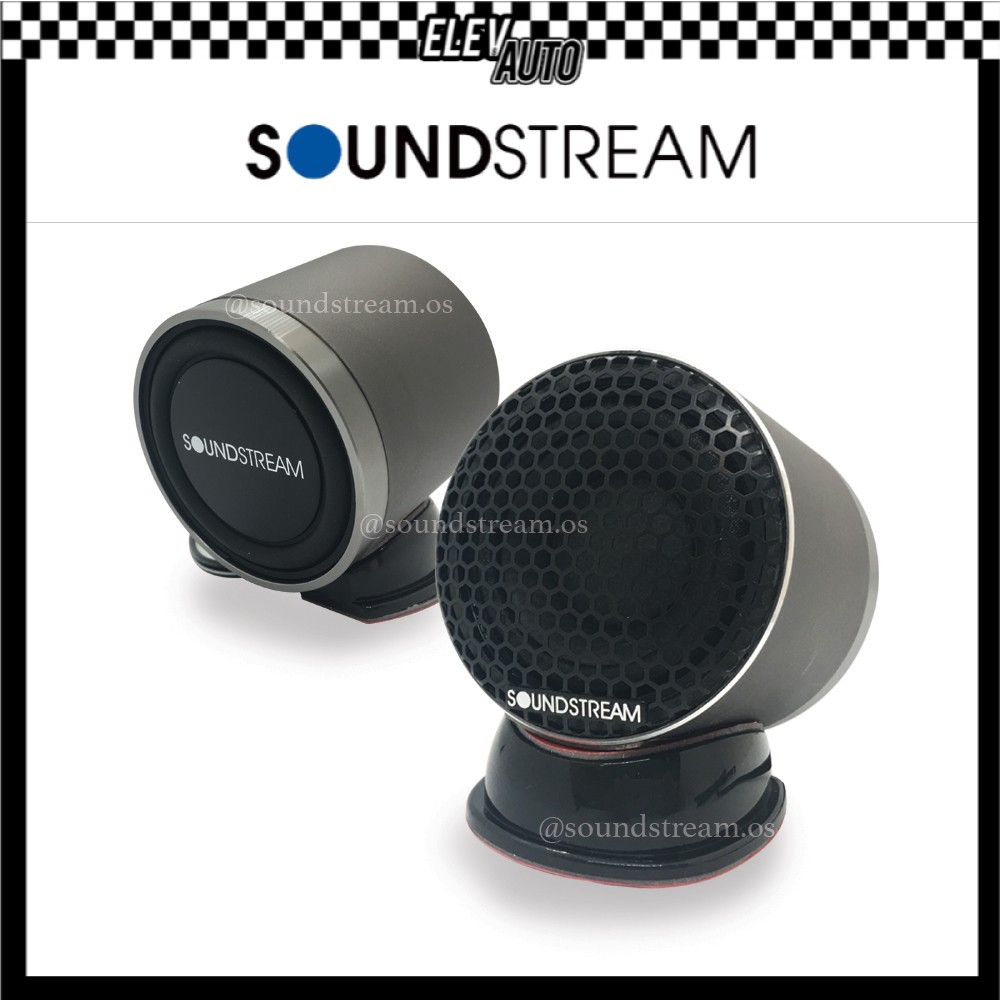 """Soundstream Troupe Collection Full Range Speaker with Woofer TR.202P (2"""")"""