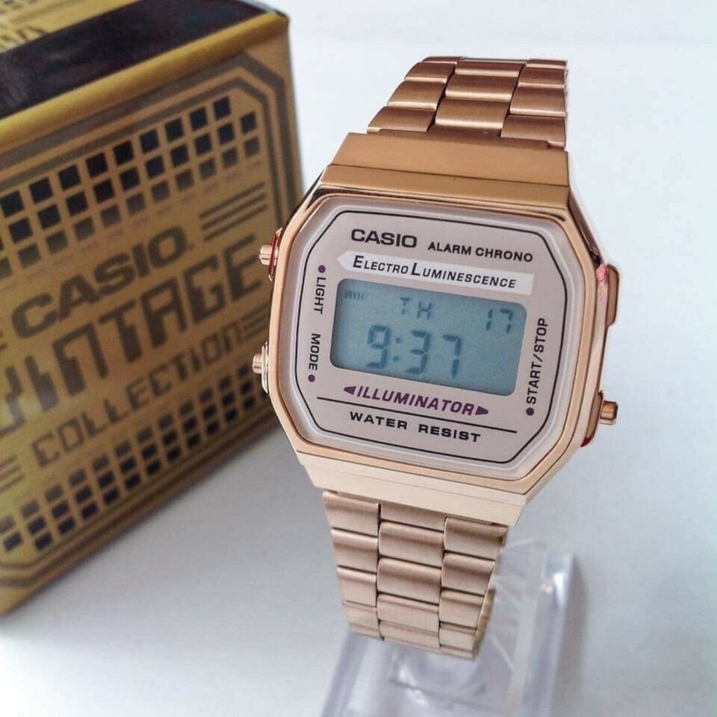 CASIO-B640WB-1BEF classic digital  full back