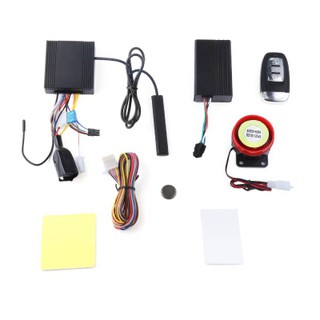 Motorcycle Alarm System Auto Lock Unlock Remote Central Kit