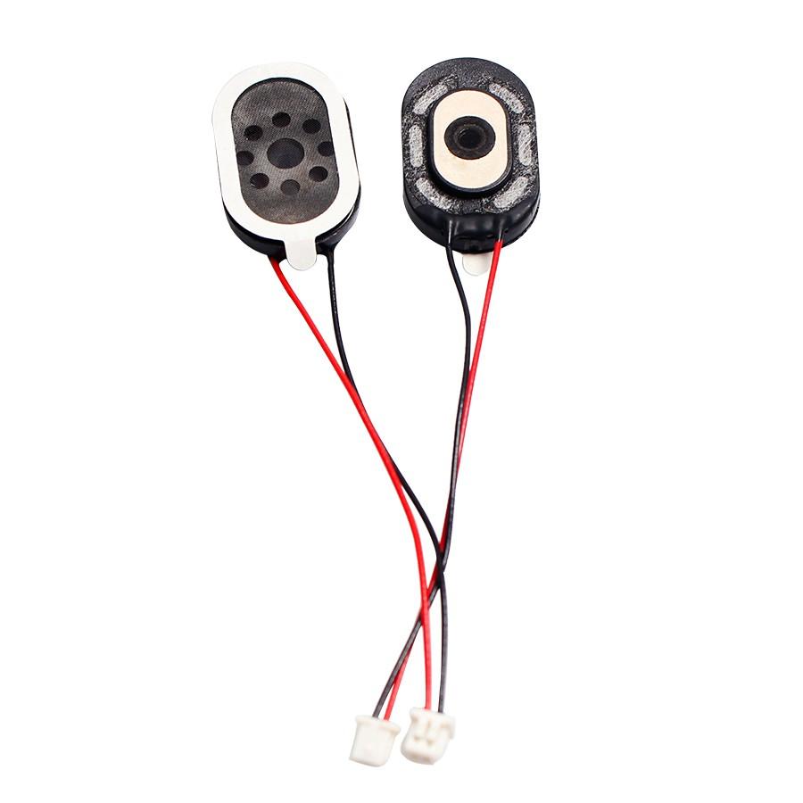 8 Ohm 1 Watt Magnet Speakers Amplifier Horn for Computer for Tablet Car 2pcs