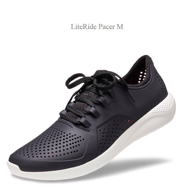 702c7bfdb929 Crocs literide pacer shoes man authentic