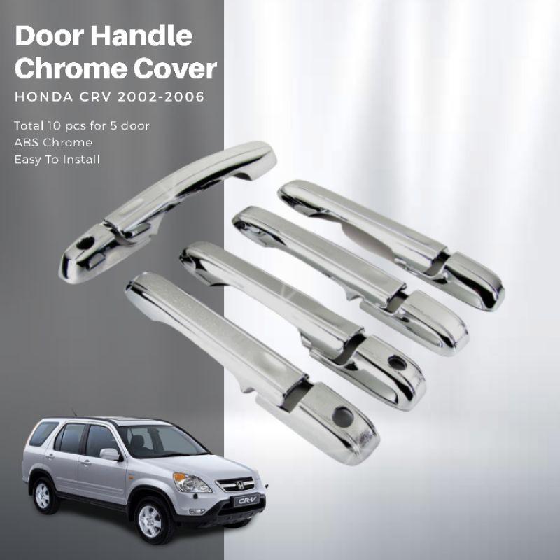 Honda CRV 2002-2006 Door Handle Chrome Cover