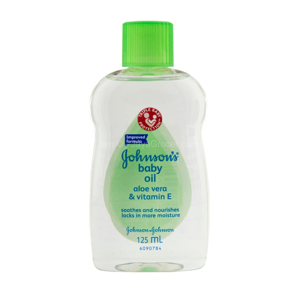 Bathing & Grooming Johnson S Baby Oil With Aloe Vera And Vitamin E Smooth Moisture Skincare 50ml.