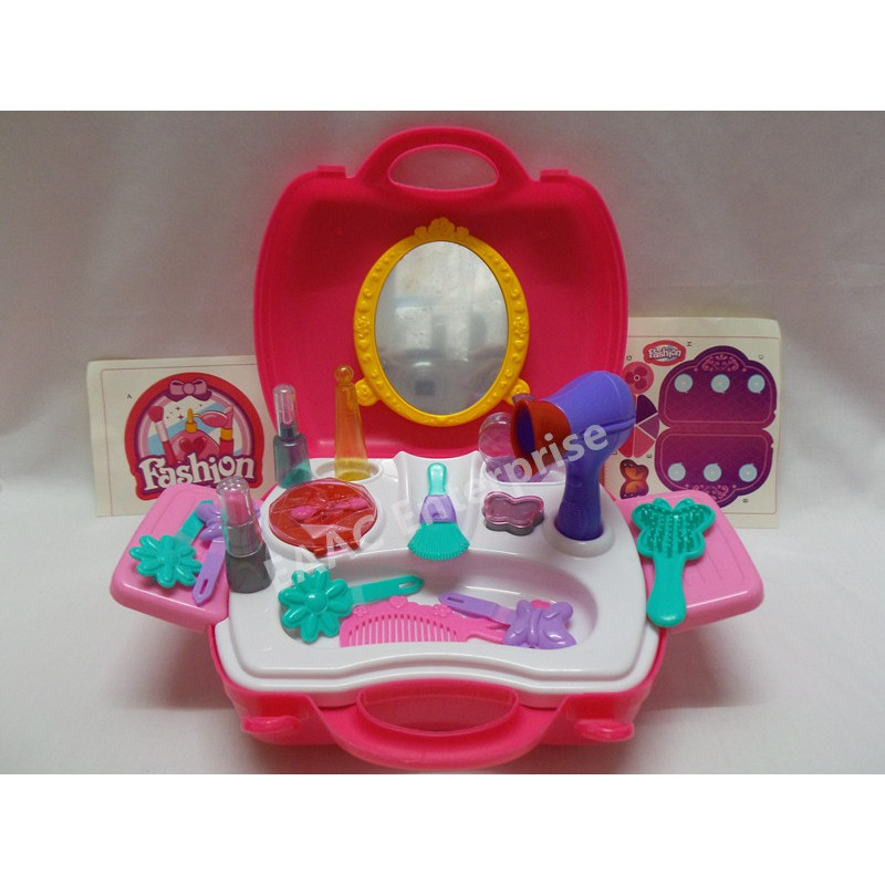 BOWA Fashion Suitcase Tools Kits 21pcs - A toy for Kids