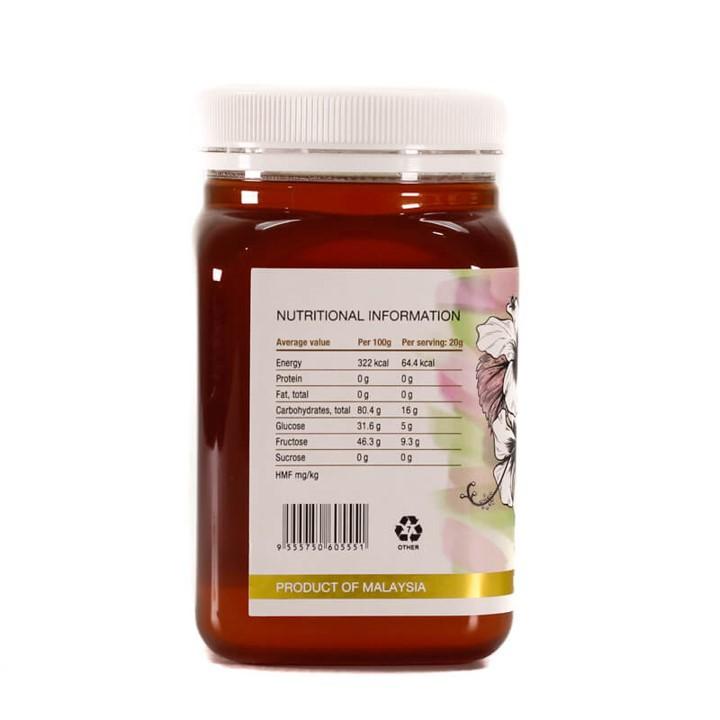 Honey Land™ – Kelulut Multiflower Honey (500g) 100% Madu Lebah Asli