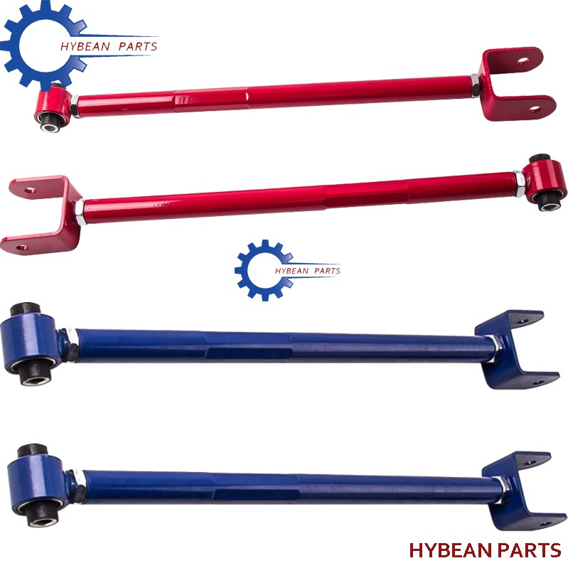 Rear Lower Camber Control Arms for BMW E36 Z4 1999-2005 X3 E46 E83 2003-2010 E89 2009-2016 Z4 - Red E85 E86 2003-2009 1992-1998