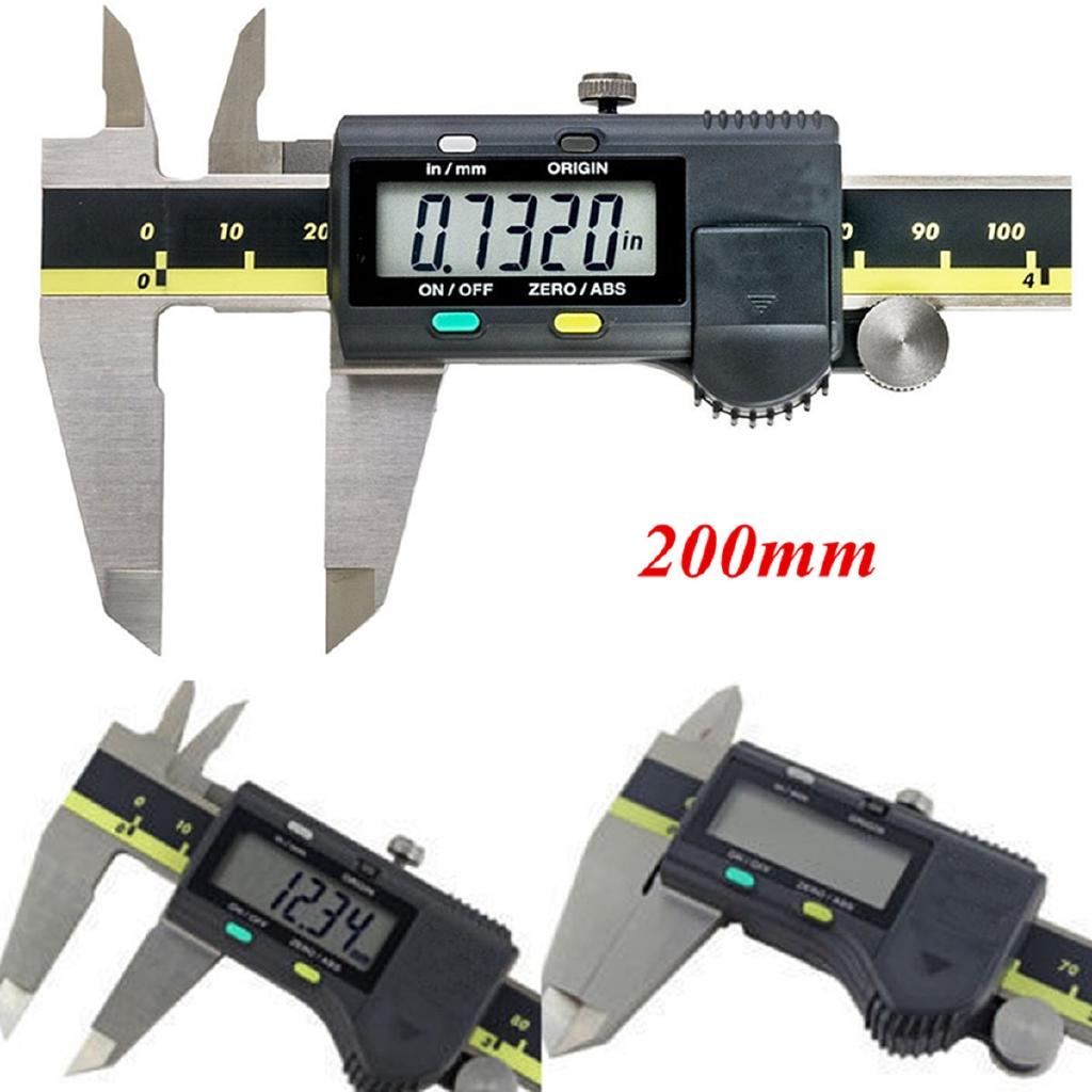 New Mitutoyo Caliper 500-196-20//30 150mm Absolute Digital Digimatic Vernier