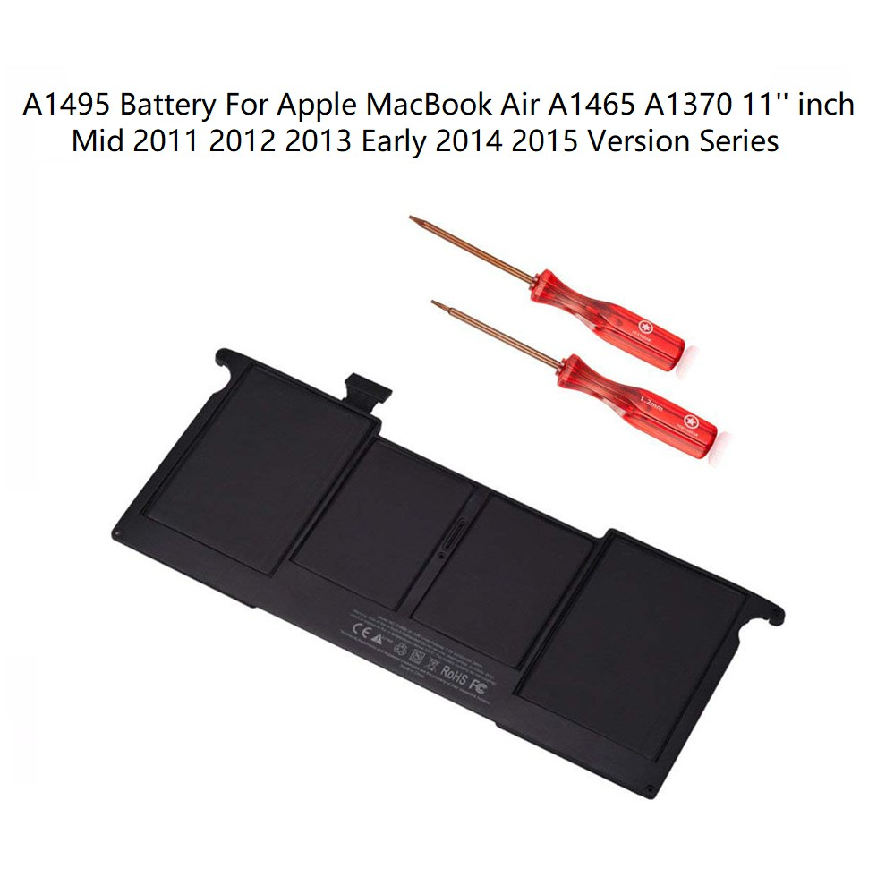 A1496 A1466 Battery For Apple Macbook Air 13