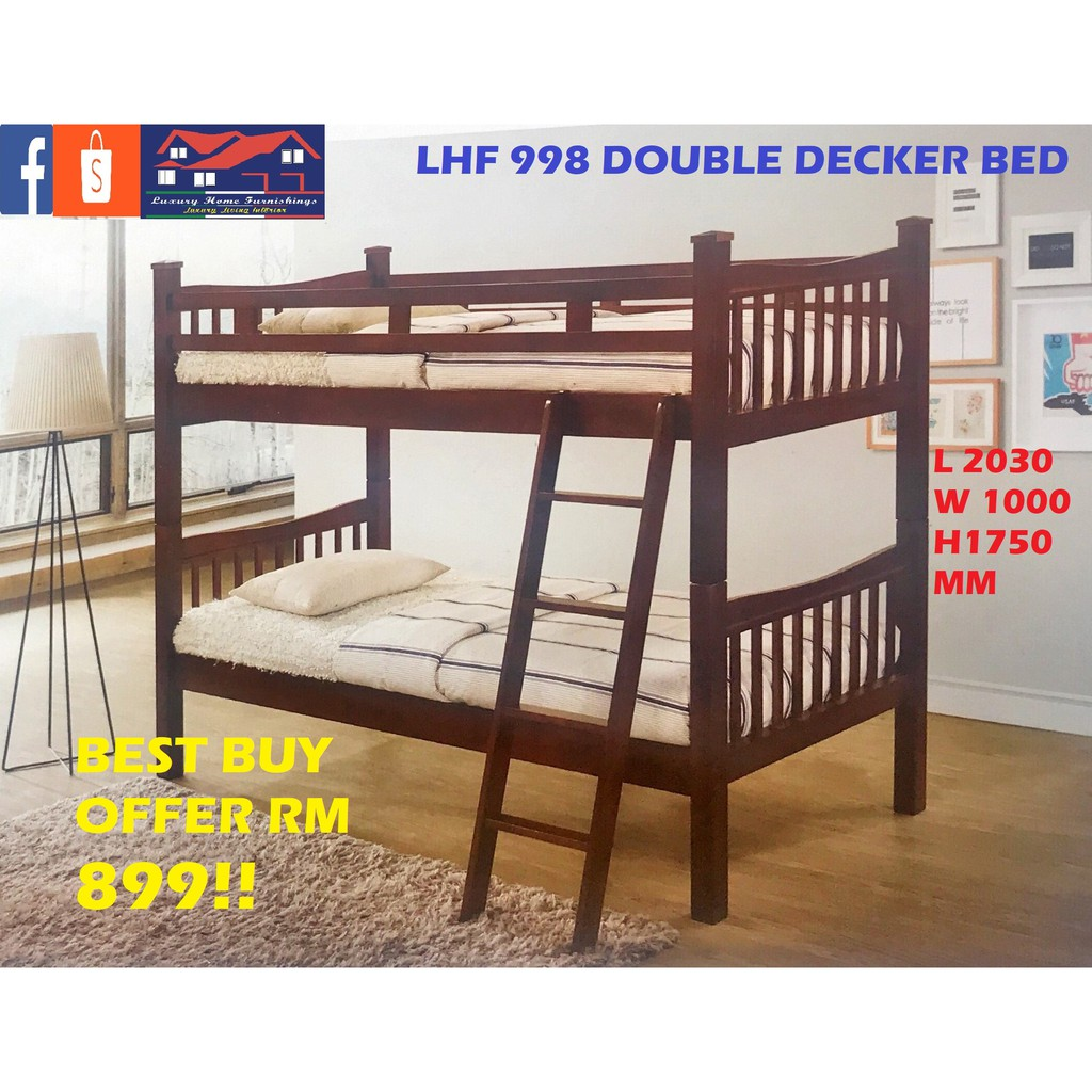 DOUBLE DECKER BED COLLECTONS