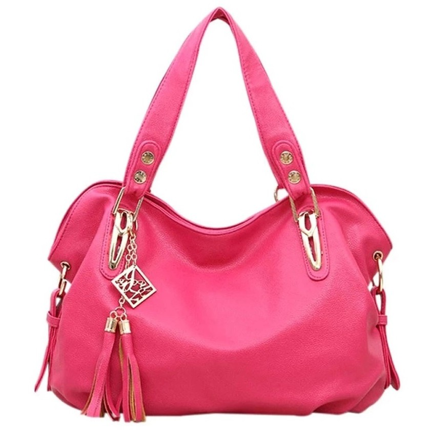 Women Faux Leather Tote Bag BAG0009