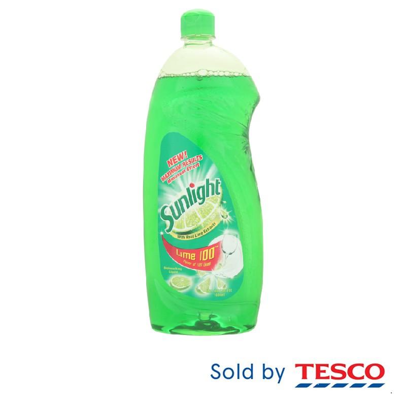 Sunlight Lime Extracts Dishwashing Liquid1L x 12packs (1Carton)
