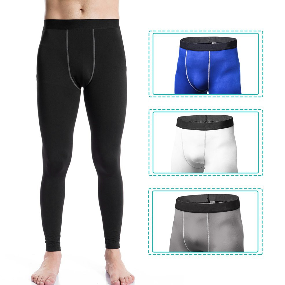 a3cfaa1abe8528 ProductImage. ProductImage. FY&Yuerlian Men Winter Compression Pants With  Velvet Running Skinny Leggings