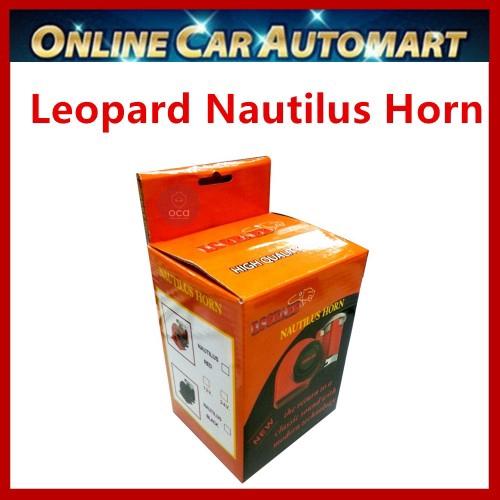 LEOPARD NAUTILUS HIGH QUALITY CAR LOUD HORN-12V