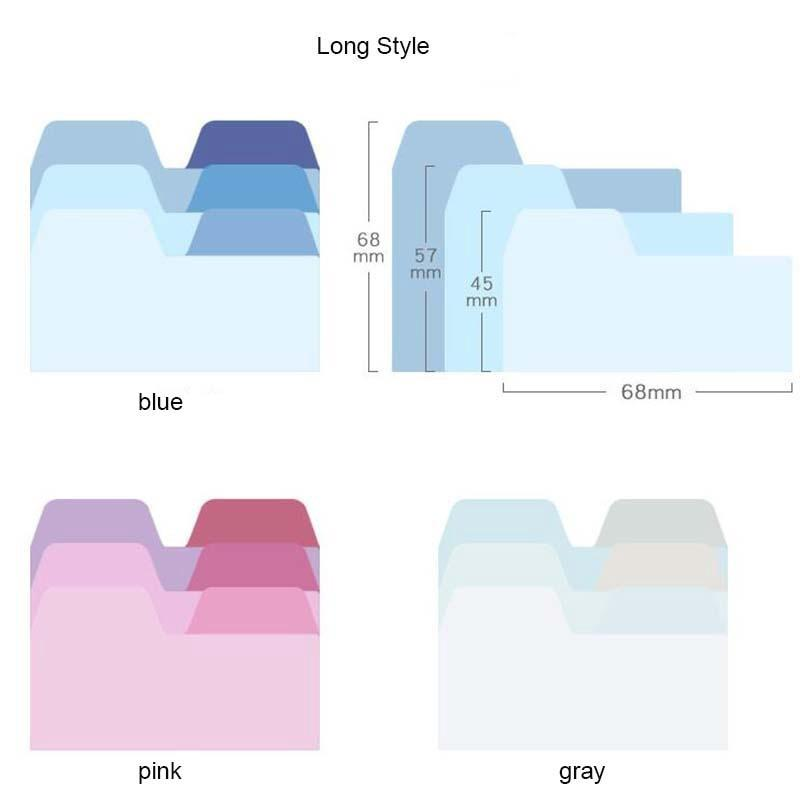 Paper Memo Pad Planner Stickers sticky notes Sheet To Do