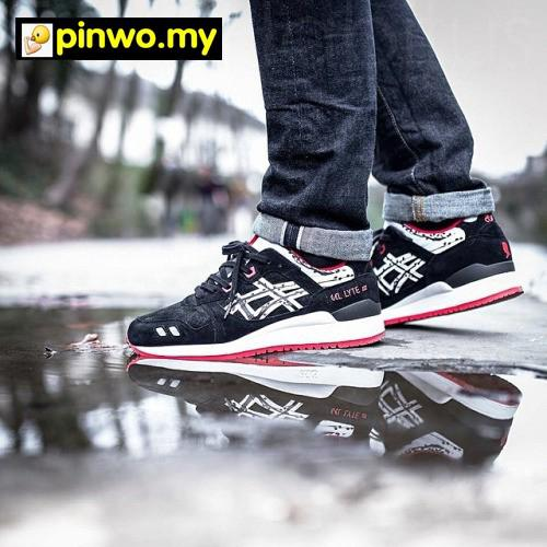 free shipping 3a6d5 13f97 Titolo x ASICS Gel-Lyte III