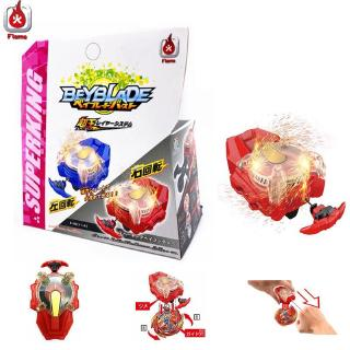 Beyblade BURST SuperKing B-165 Sparking Bey Launcher ThePortal0