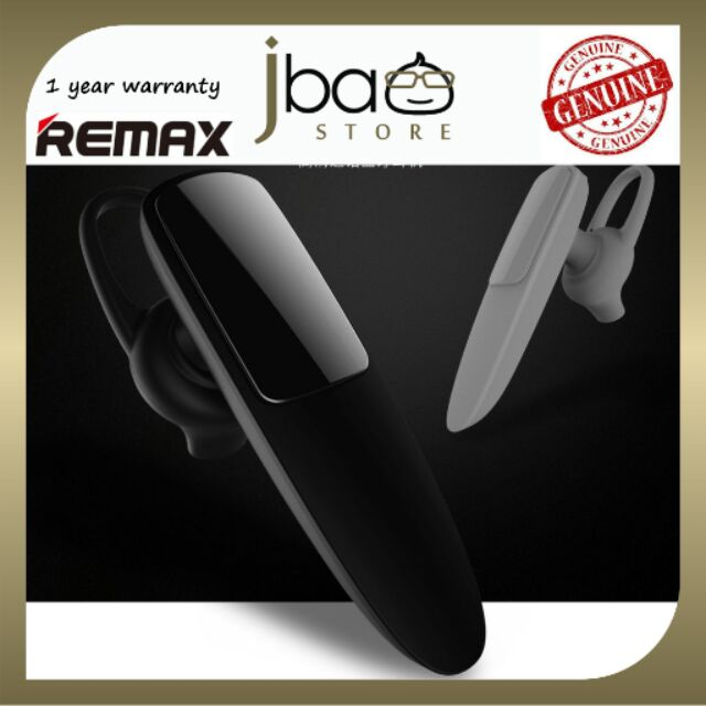 Remax HD Bluetooth 4.1 Business Headphone Bluetooth Headset RB-T13 Music player