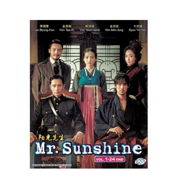 KOREAN DRAMA: MR  SUNSHINE 阳光先生VOL 1-24 END Dvd