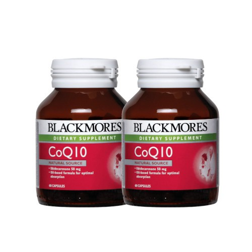 Blackmores CoQ10 50mg 30\'s / 60\'s / 2x60\'s+30\'s