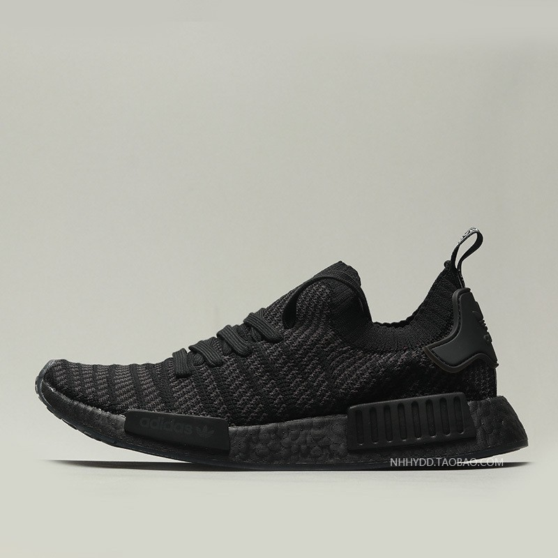 quality design af1c7 52f53 mosse sports Adidas NMD_R1 STLT PK men's casual running shoes CQ2391  Sneakers