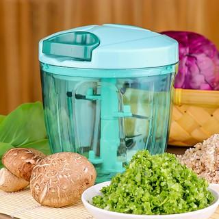 Hand Speedy Chopper Vegetable Fruits Meat Chopped Shredders 900ml