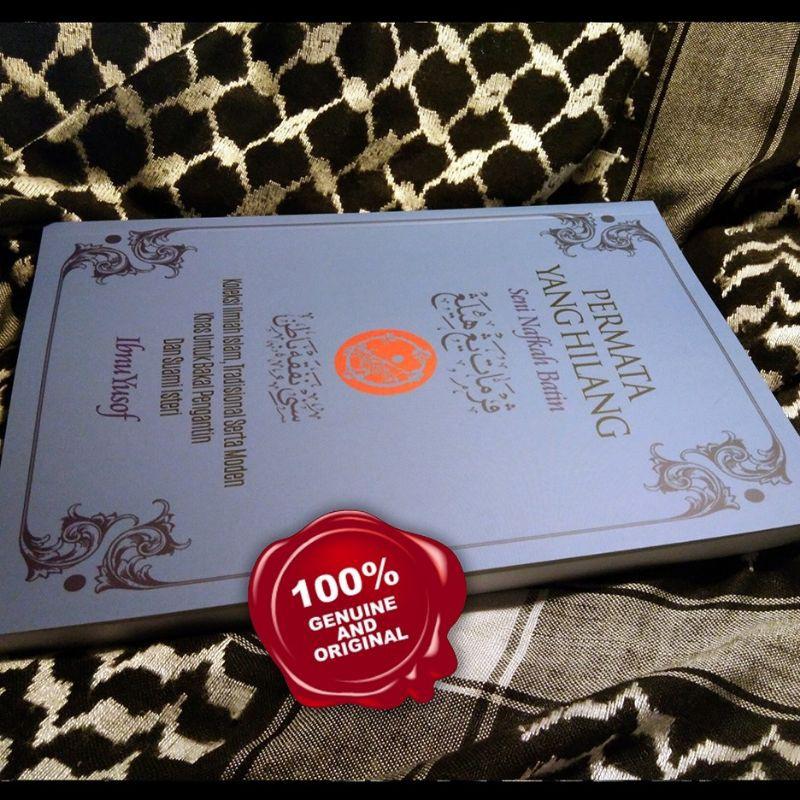 HARD COPY BOOK : Buku Permata Yang Hilang (2020 Edition) / Sex Education in Islam / Cara Bersetubuh Berjimak Dalam Islam